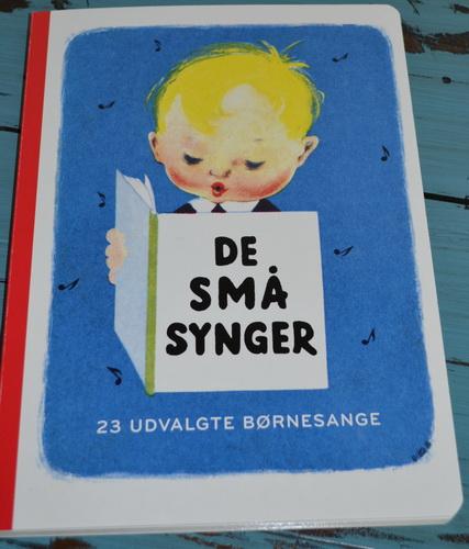 De små synger - 23 udvalgte børnesange