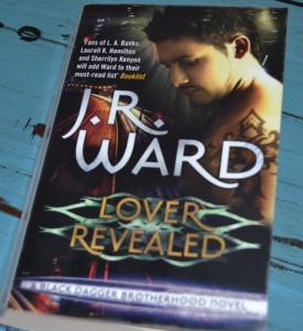 Lover Revealed af J. R. Ward. The Black Dagger Brotherhood, 4.
