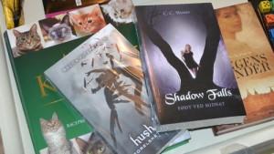 4 bøger fra Lagersalg ved Bog & Ide.