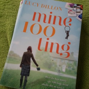 Mine 100 ting af Lucy Dillon