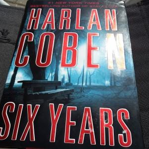 Six Years af Harlan Coben