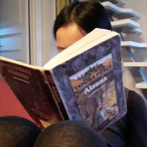 Første gang jeg læser Alanna af Tamora Pierce