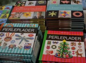 Bøger fra Forlaget Klematis - Perlepladeinspiration.