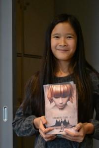 Klara nu den meget lykkelige ejer af serien Løvindens sang af Tamora Pierce. Et vildt godt messetilbud ved Tellerup.