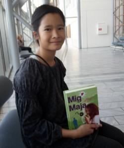 Klara vandt Mig Maja af Sandra Schwartz