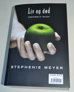 Liv og død af Stephenie Meyer