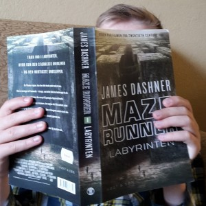 Maze runner: Labyrinten af James Dashner