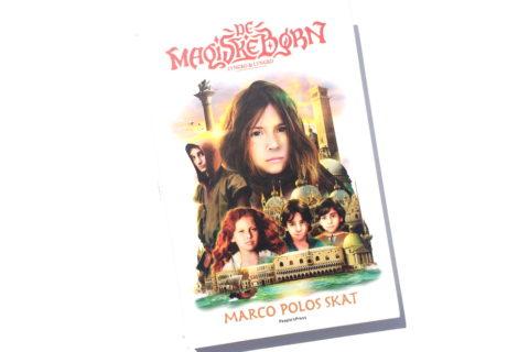 De magiske børn: Marco Polos Skat af Lasse og Martin Lyngbo