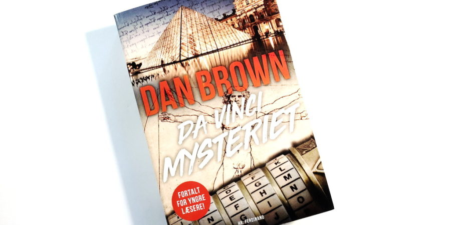 Da Vinci mysteriet: Fortalt for yngre læsere af Dan Brown