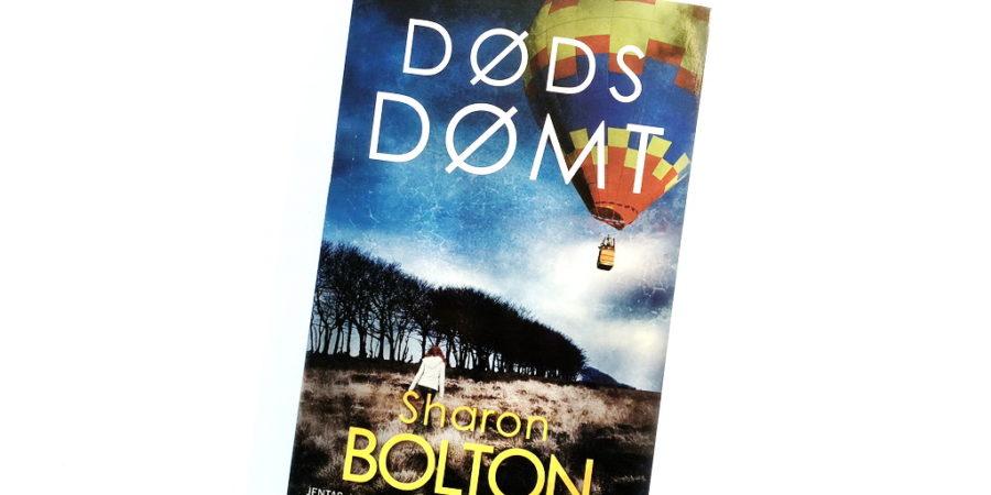 Dødsdømt af Sharon Bolton