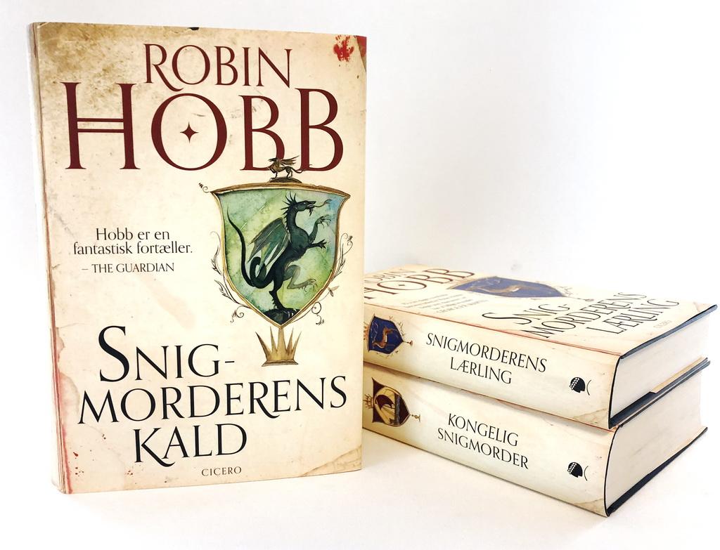Farseer-trilogien af Robin Hobb