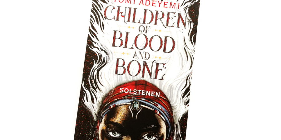 Children of Blood and Bone: Solstenen af Tomi Adeyemi