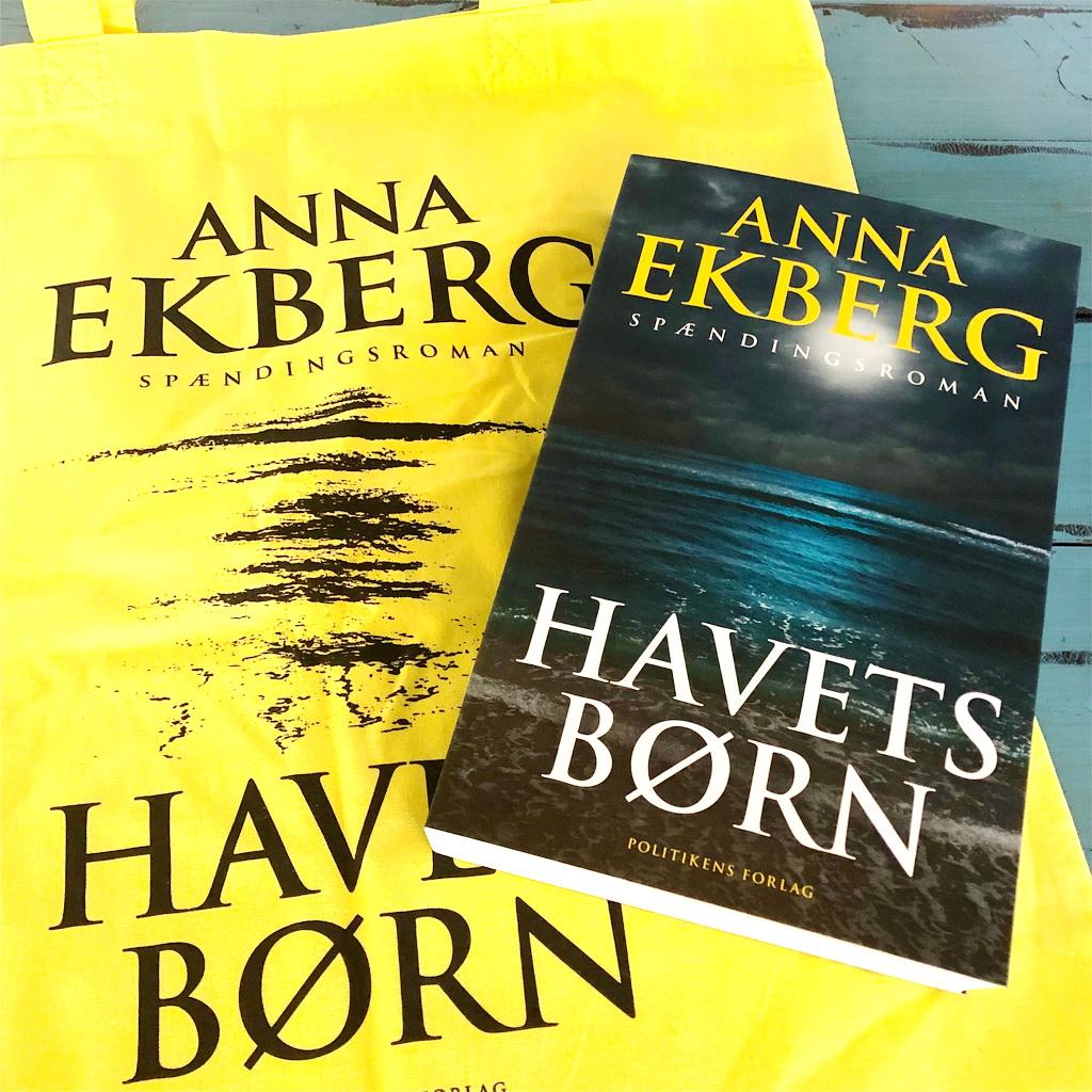 Havets børn af Anna Ekberg