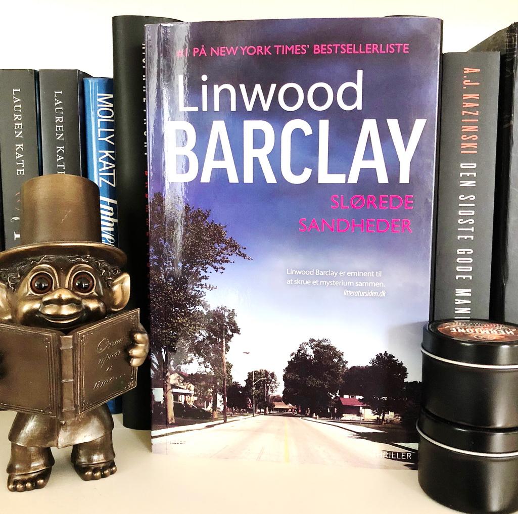 Slørede sandheder af Linwood Barclay