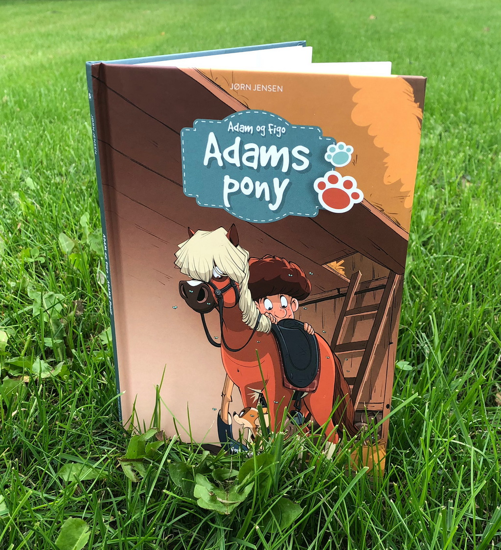 Adams pony af Jørn Jensen