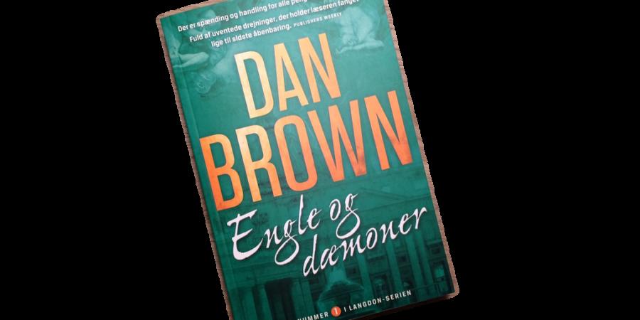 Engle og dæmoner af Dan Brown