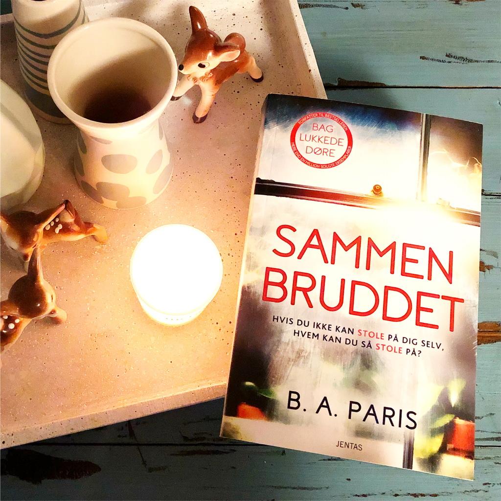 Sammenbruddet af B.A. Paris