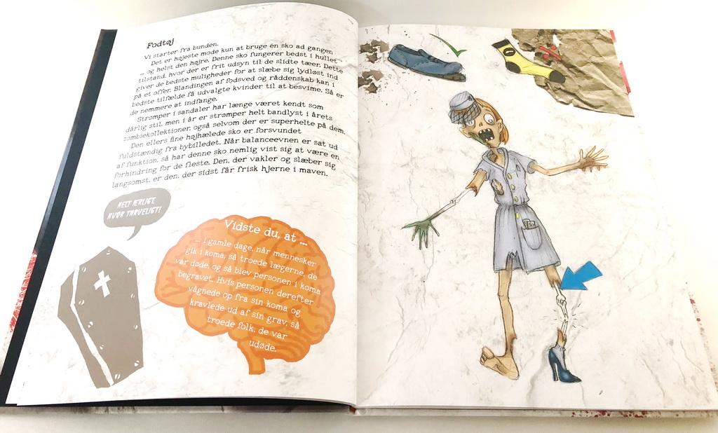 Opslag i: Sådan bliver du en tjekket zombie af Thomas Arnt