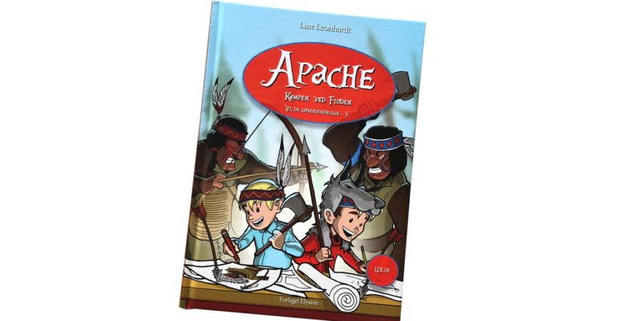 Apache: Kampen ved floden af Line Leonhardt