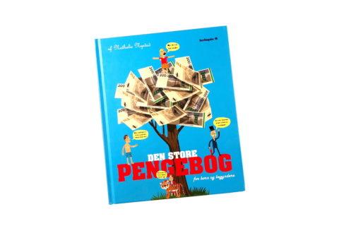 Den store pengebog af Nathalie Nystad