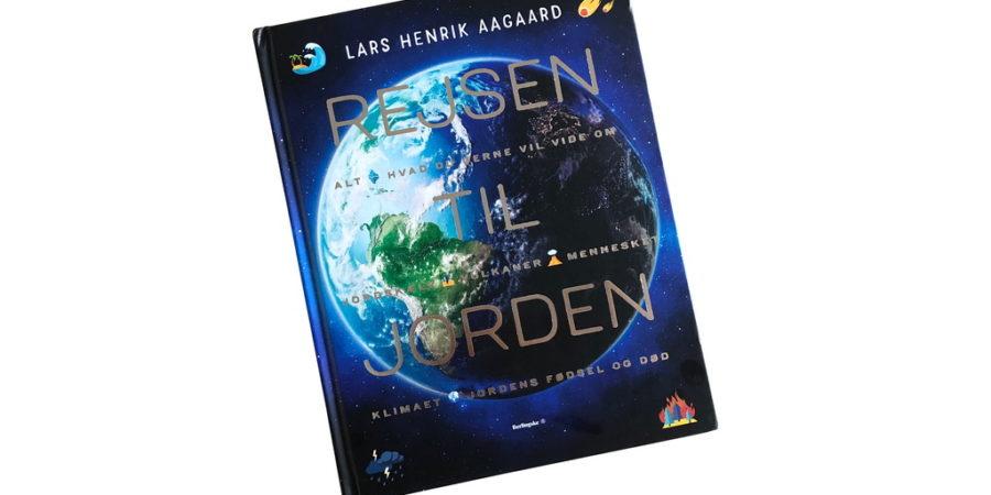 Rejsen til jorden af Lars Henrik Aagaard