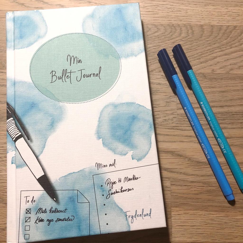 Min Bullet Journal af Malou Dahl Andersen