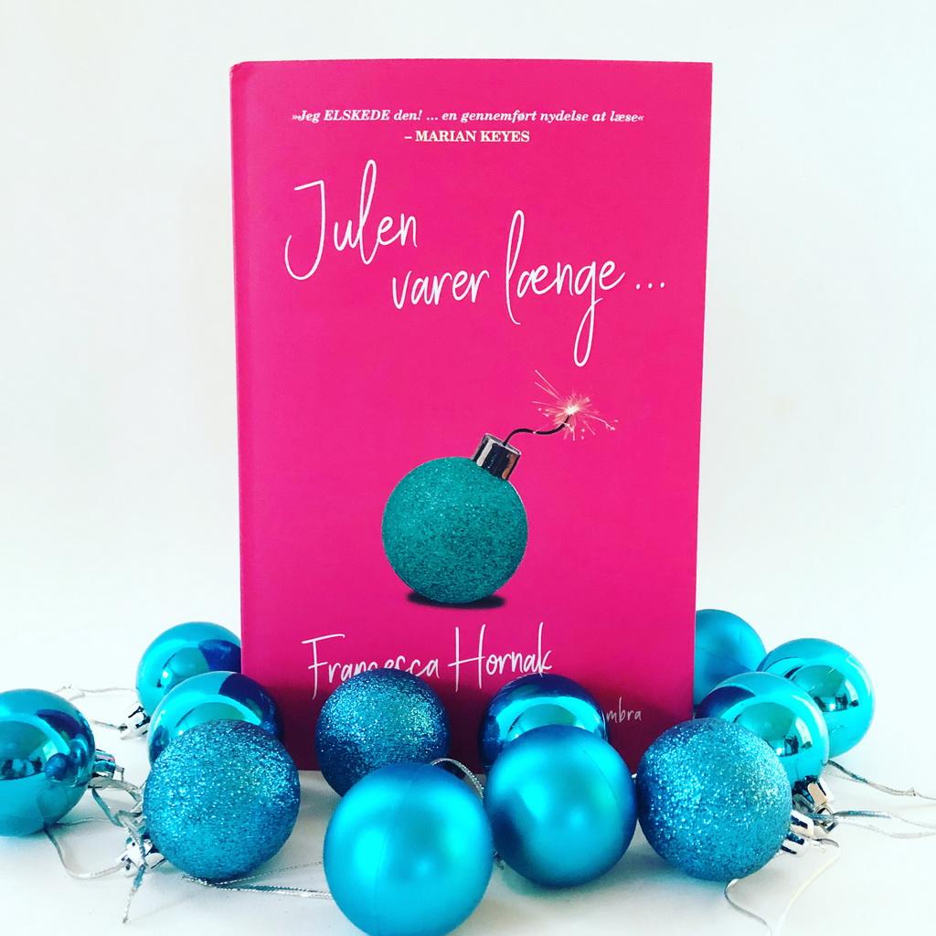 Julen varer længe... af Francesca Hornak