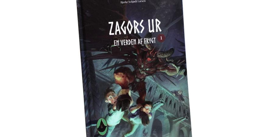 Zagors ur af Bjarke Schjødt Larsen
