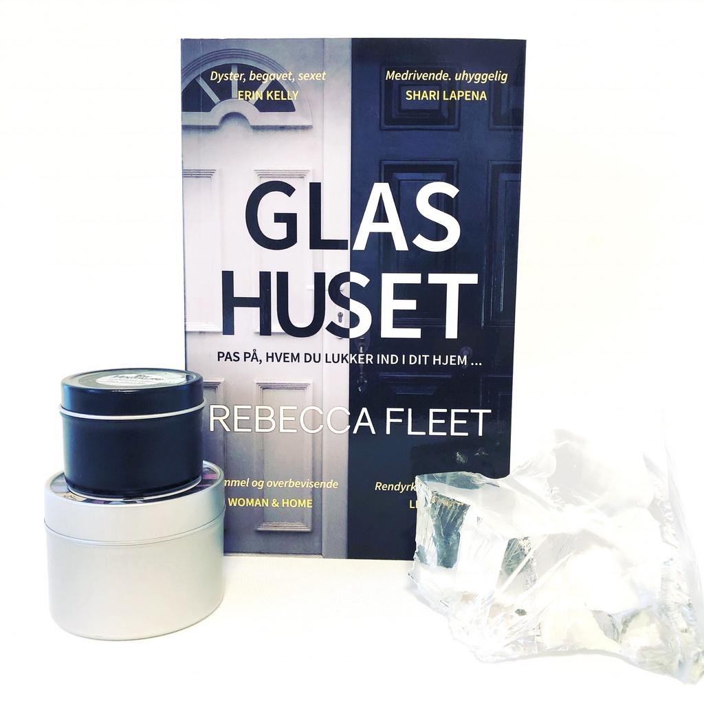 Glashuset af Rebecca Fleet