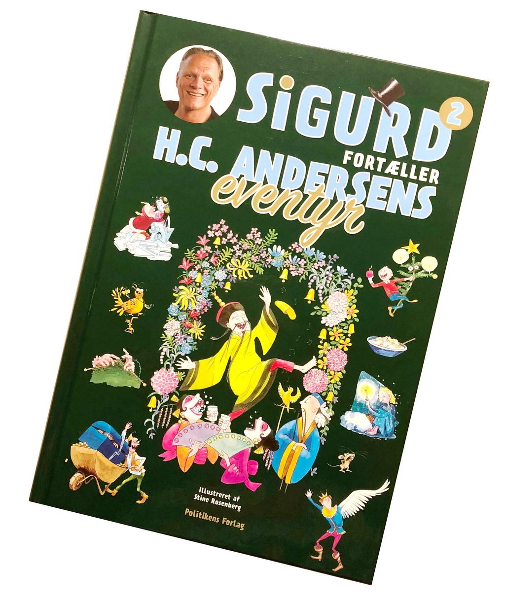 2. bind af Sigurd fortæller H.C. Andersens eventyr