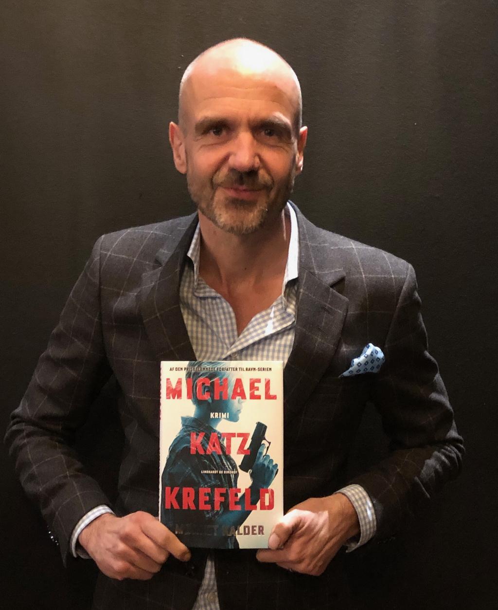 Michael Katz Krefeld med Mørket kalder