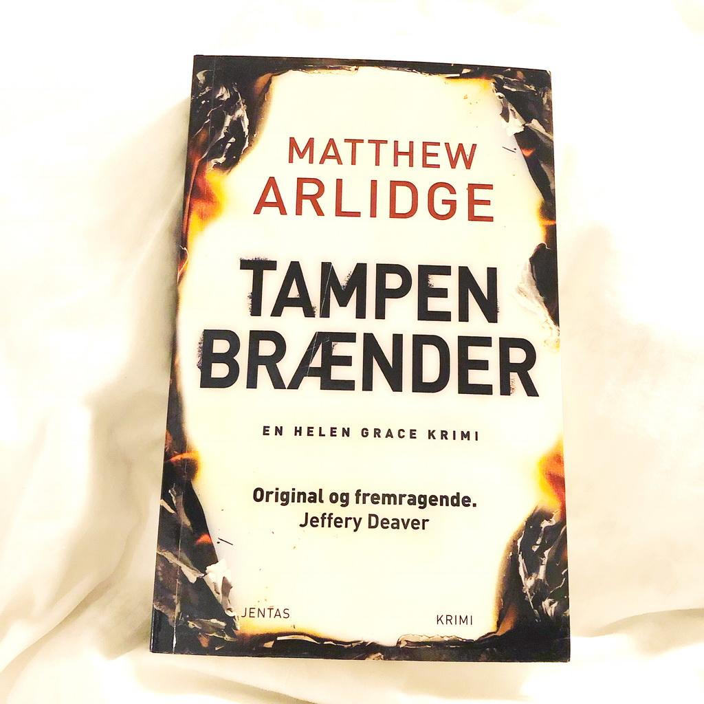 Tampen brænder af Matthew Arlidge