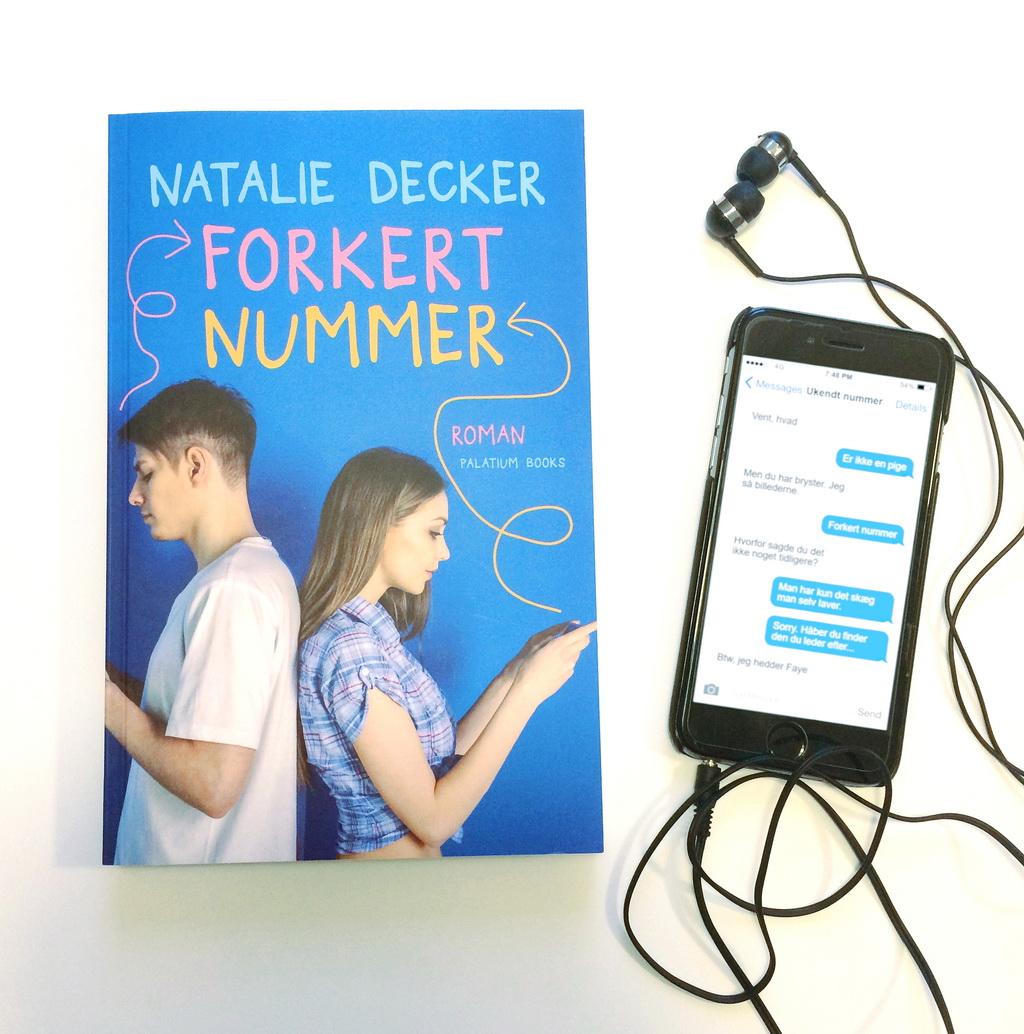 Forkert nummer af Natalie Decker