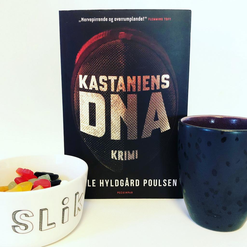 Kastaniens DNA af Palle Hyldgård Poulsen