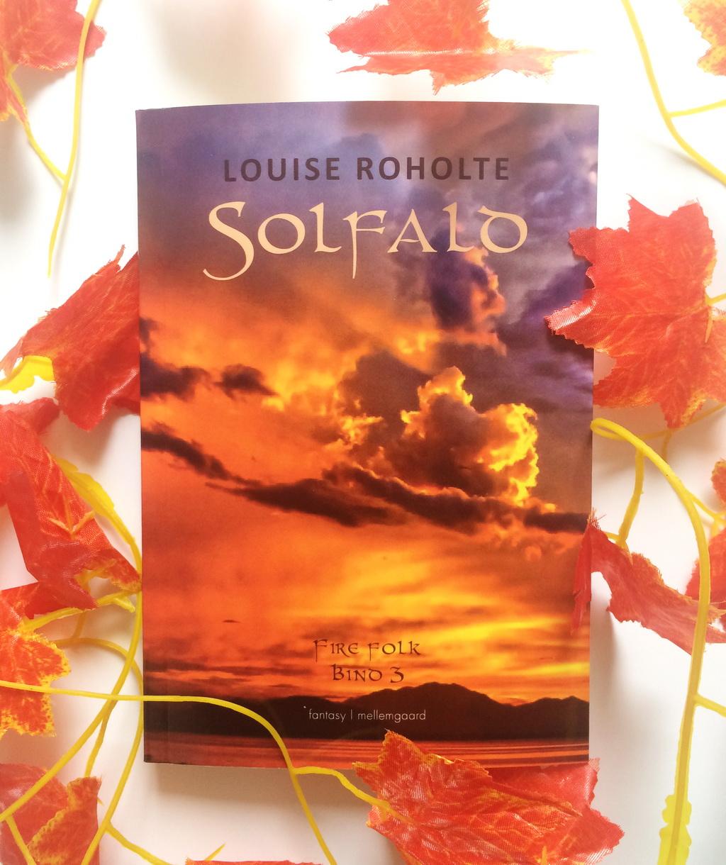 Solfald af Louise Roholte
