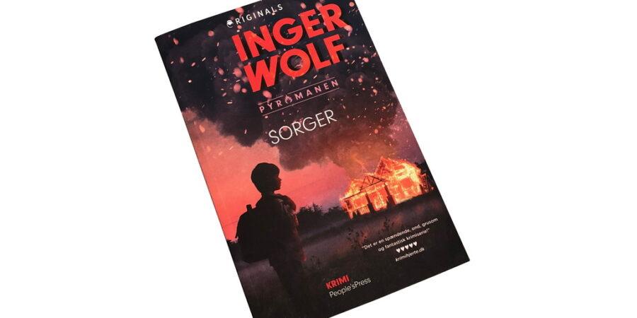 Sorger af Inger Wolf