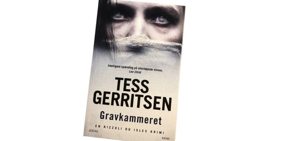 Gravkammeret af Tess Gerritsen