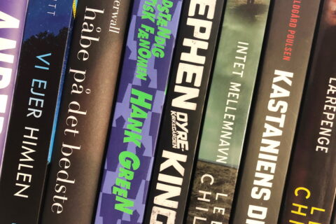 Bøger læst i januar 2019