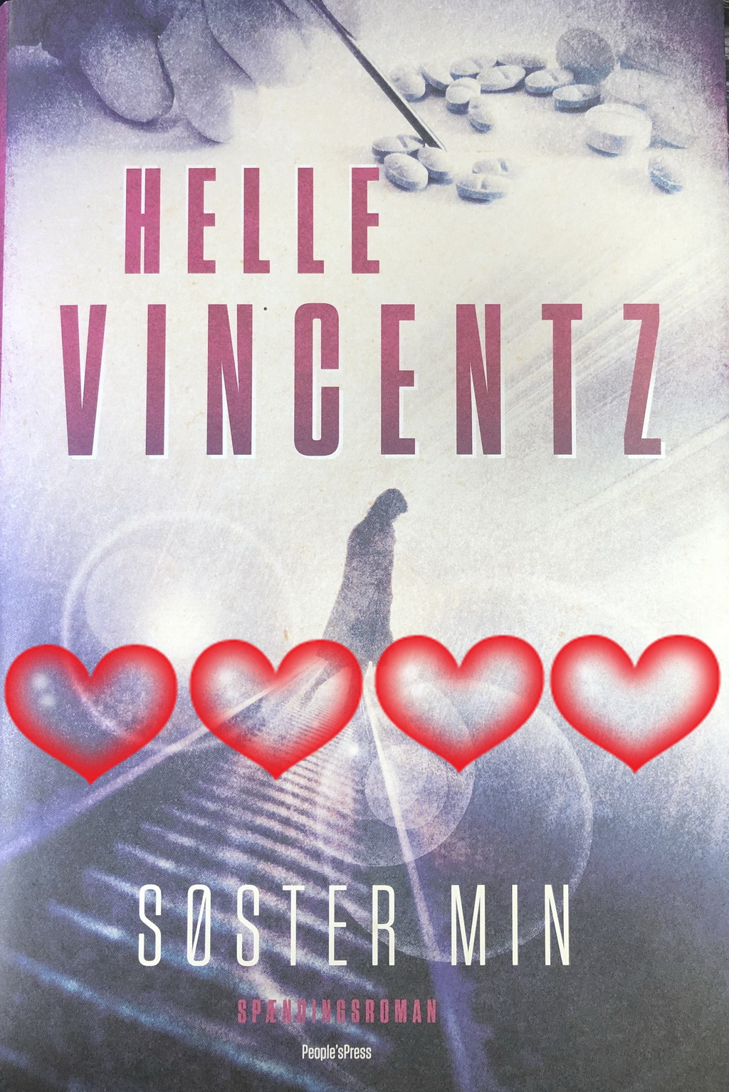 Søster min af Helle Vincentz
