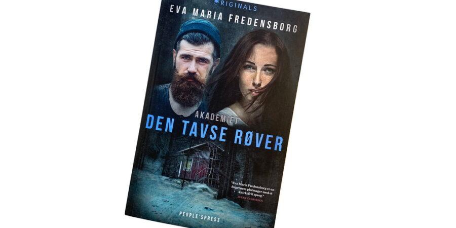 Den tavse røver af Eva Maria Fredensborg