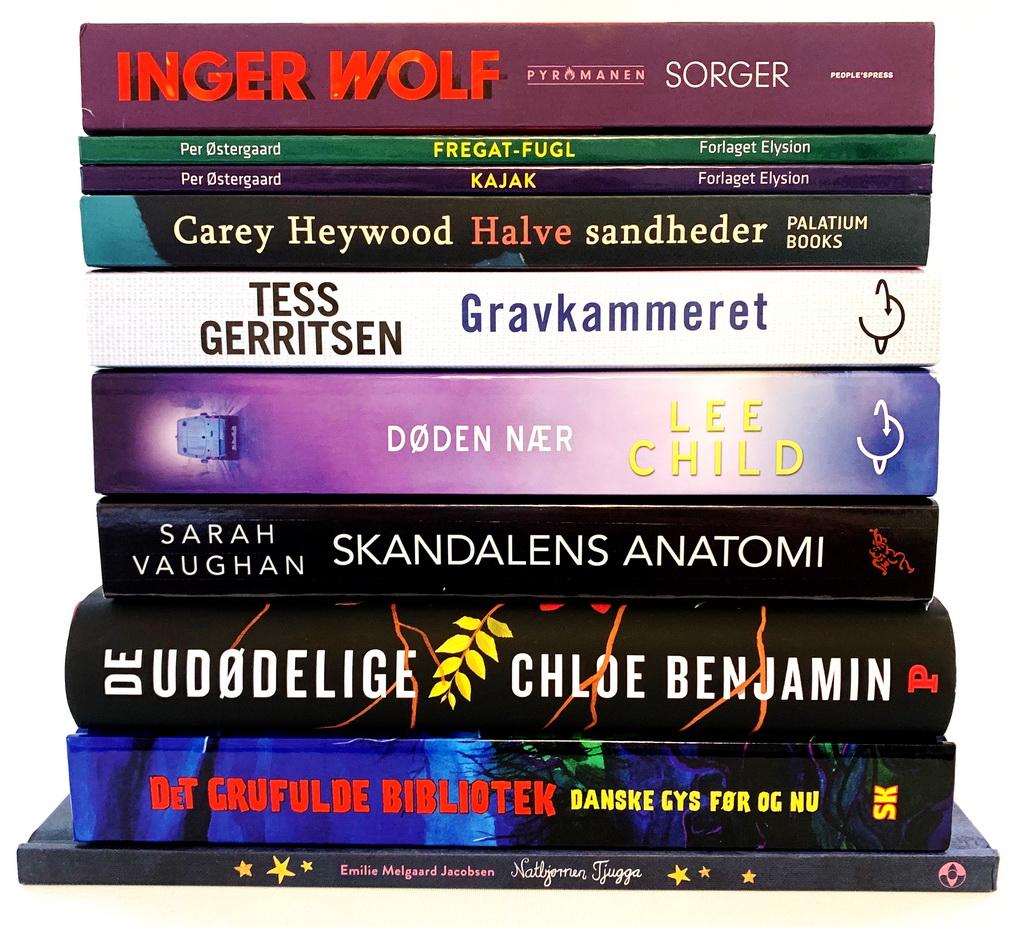 Bøger læst i februar 2019
