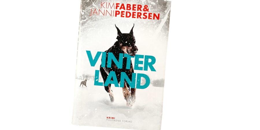 Vinterland af Kim Faber & Janni Pedersen