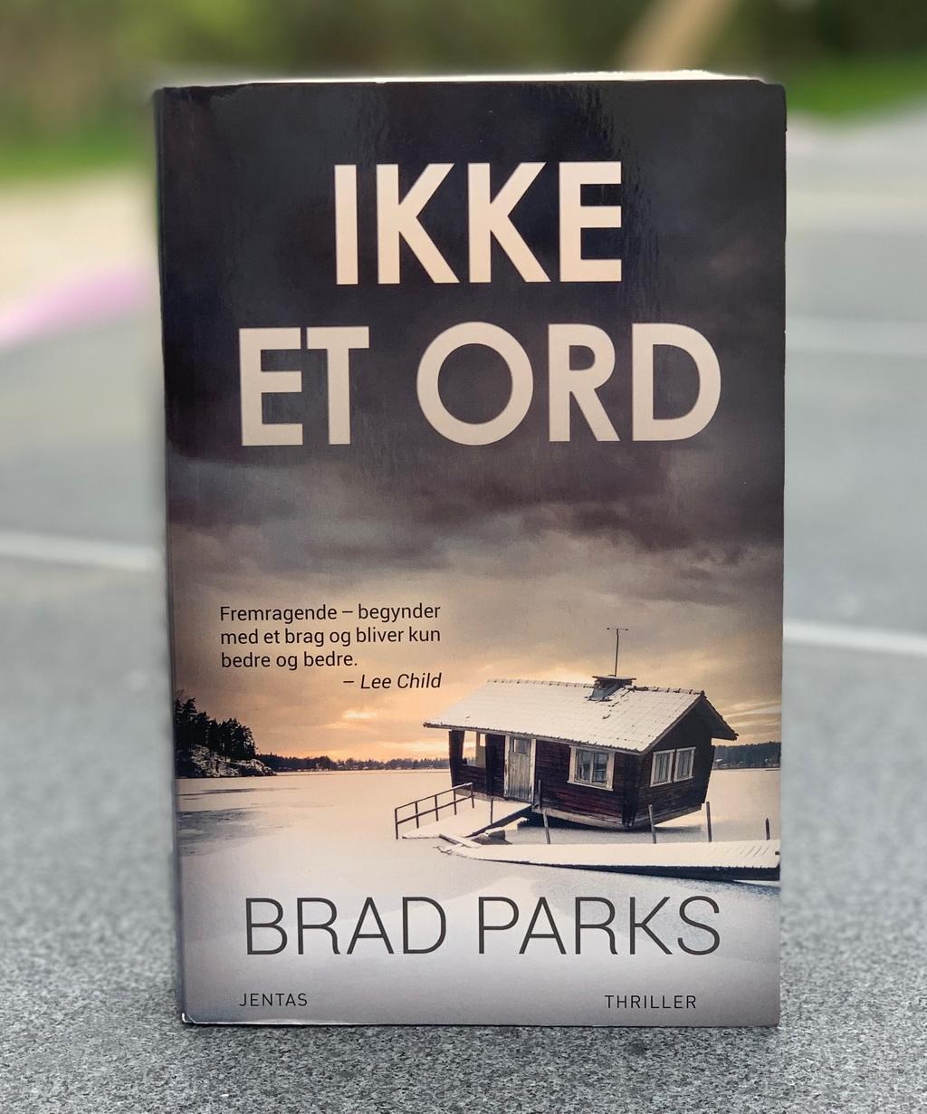 Ikke et ord af Brad Parks