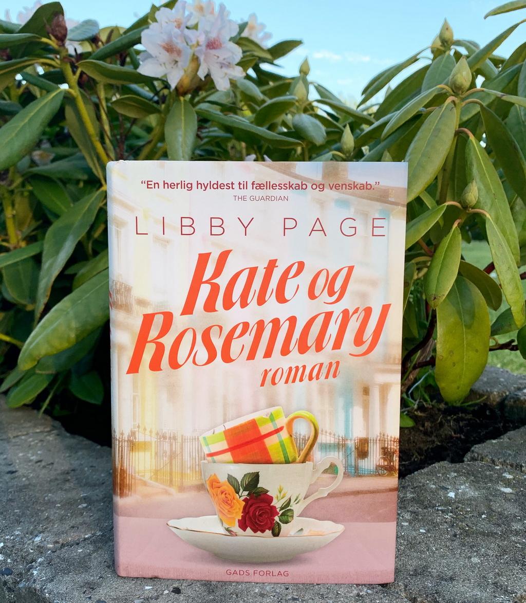 Kate og Rosemary af Libby Page