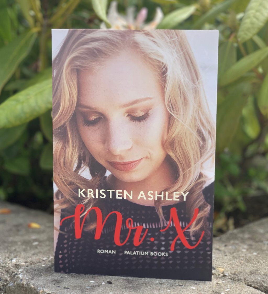 Mr. X af Kristen Ashley