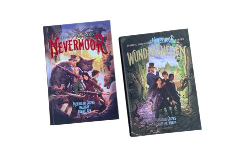 Nevermoor 1-2 af Jessica Townsend