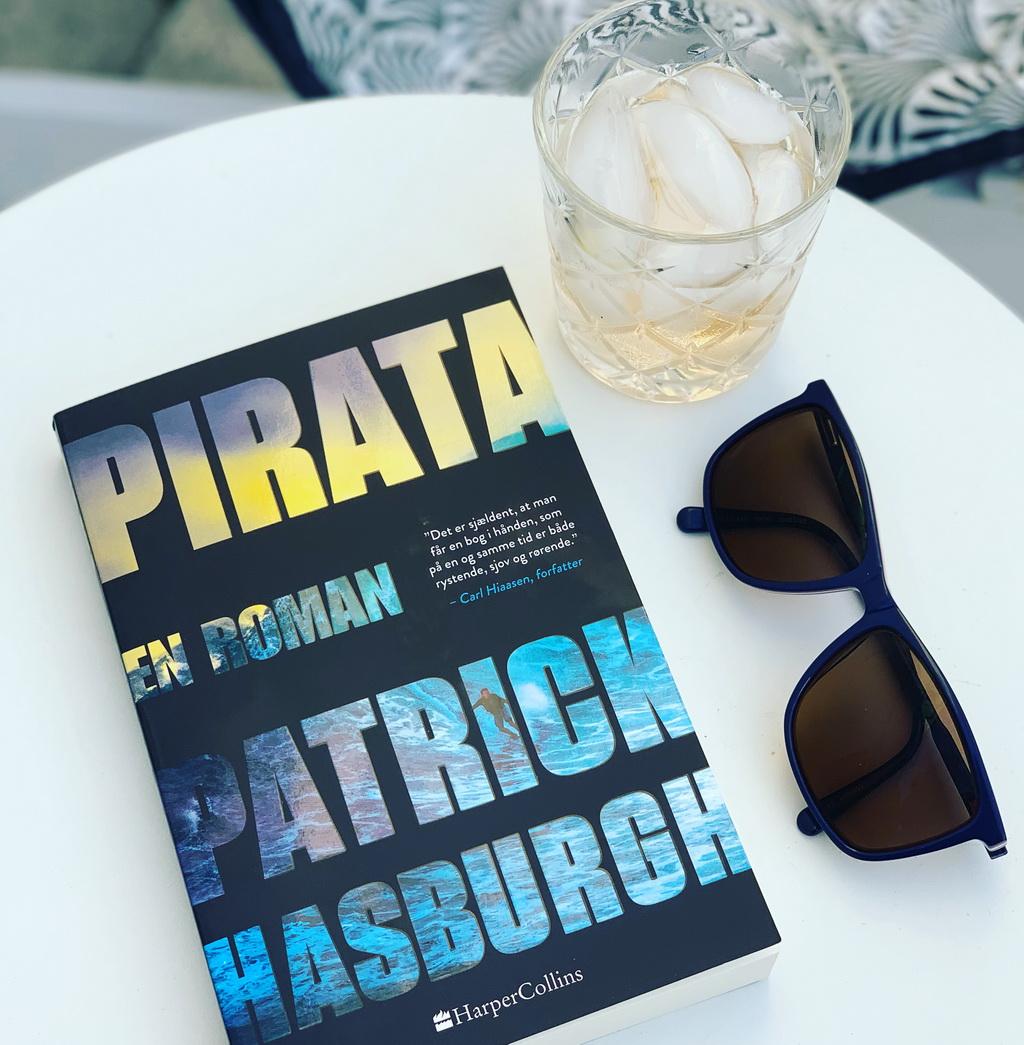 Pirata af Patrick Hasburgh