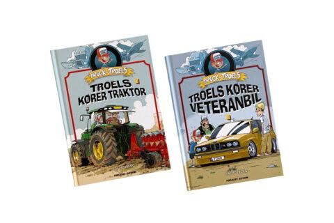 Truck-Troels 3-4 af Jim Højberg