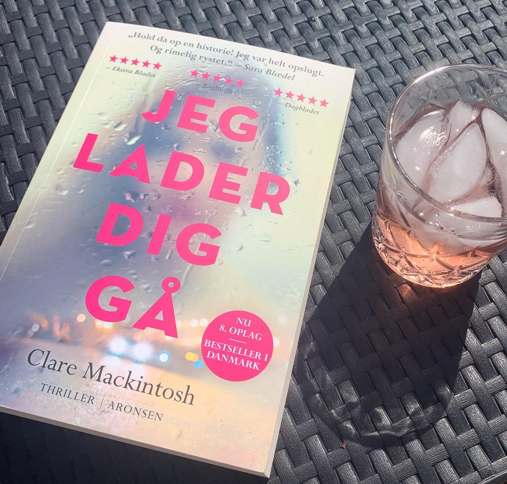 Jeg lader dig gå af Clare Mackintosh