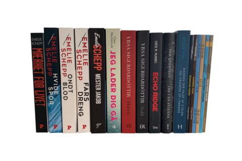 Bøger læst i juli 2019